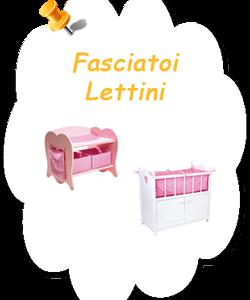 Fasciatoio e Lettino